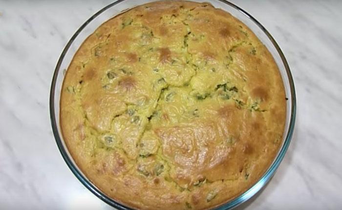 Заливной пирог на кефире: вкусный рецепт с фото и видео