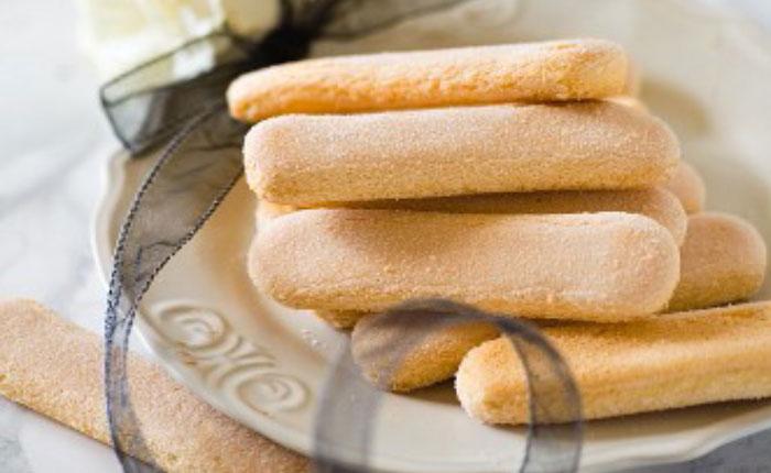 Печенье Савоярди по классическому рецепту (Дамские пальчики)