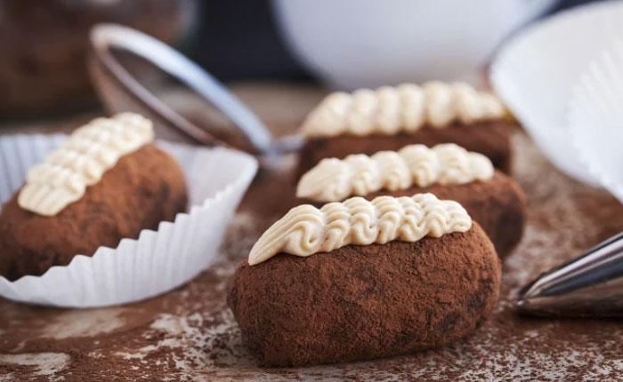 Пирожное Картошка из печенья без выпечки