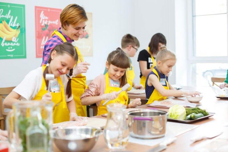 Идеи мастер-классов по приготовлению еды вместе с детьми